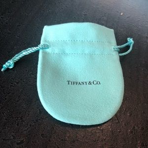 Tiffany & Co. NWOT Jewelry Dust Bag Pouch